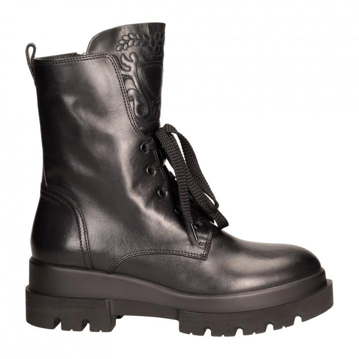 Ботинки Angelo Bervicato 3713чер