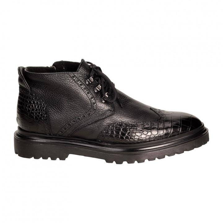 Ботинки Bagatto 3603м чер