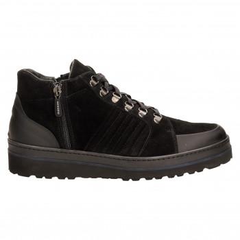 Ботинки Lucaguerrini 9233м чер