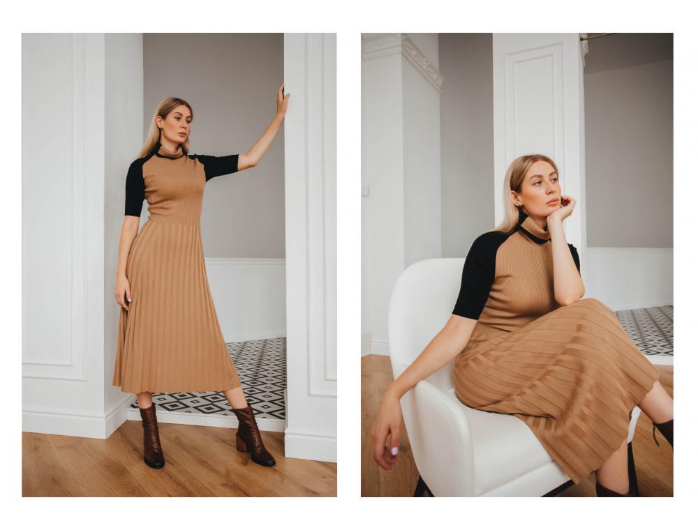 Осень – не причина отказывать себе в женственных платьях, юбках и блузках. Обзор коллекции D. Exterior