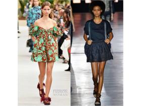 Новые тенденции в современной моде