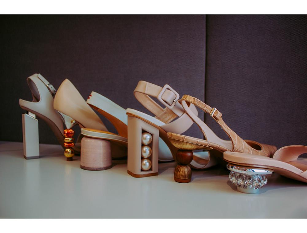 Топ-5 итальянских брендов туфлей с интересными каблуками